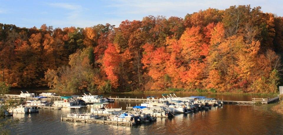 Mill Creek Lake in Marshall, Illinois | Clark County